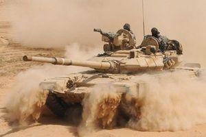 SAA tiêu diệt gần 300 phiến quân IS trong hai tháng
