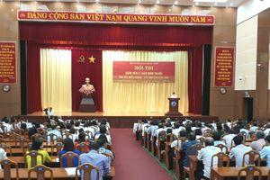 Hội thi Giảng viên chính trị giỏi khu vực miền Trung, Tây Nguyên
