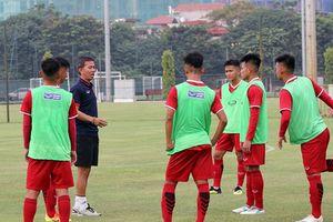 U-19 Việt Nam gặp U-19 Trung Quốc tại Indonesia