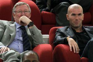 CĐV MU khẩn thiết xin Zidane làm HLV thay thế Mourinho