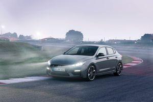 Hyundai i30 Fastback N - chiếc coupe 5 cửa với động cơ tăng áp mạnh mẽ