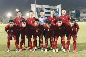 U19 Việt Nam chuẩn bị đối đầu U19 Trung Quốc