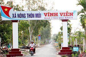 Cử tri ủng hộ thành lập thị trấn Vĩnh Viễn (Hậu Giang)