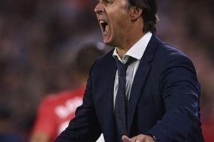 Real Madrid thua 'sấp mặt' Sevilla, HLV Lopetegui chê bai ai?