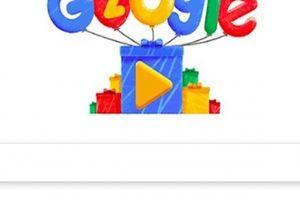 Google tròn 20 tuổi và những con số 'sốc tới óc'