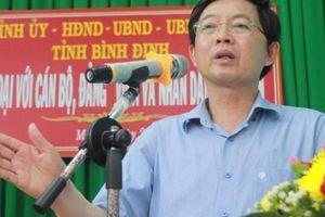 Chủ tịch Bình Định: 'Lãnh đạo không xứng đáng với dân nên tự nghỉ'