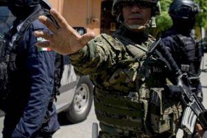 Đằng sau chuyện Mexico 'thay máu' toàn bộ cảnh sát một thành phố