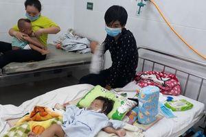 Đồng Nai đã có bé ngưng tim vì bị tay chân miệng