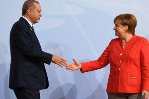 Chuyến thăm tạo đà cho quan hệ đồng minh Đức - Thổ Nhĩ Kỳ