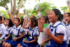Phụ huynh có thể yên tâm với chương trình sữa học đường Đà Nẵng