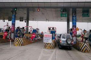 Đề nghị cung cấp danh sách phương tiện được cấp biển xe hộ đê cho các trạm BOT