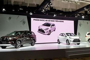 Top 'xế hộp' nổi bật vừa ra mắt thị trường ôtô Việt