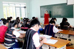 Tây Nguyên chú trọng dạy học tiếng dân tộc thiểu số