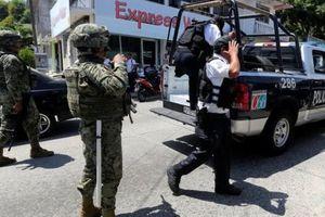 Mexico: Cảnh sát vùng Acapulco bị điều tra vì dính líu tới đường dây ma túy