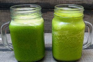 Uống sinh tố hay nước ép trái cây tốt hơn?