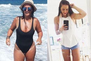 Cô gái chia sẻ bí quyết giảm 14,5kg trong 4 tháng mà không cần ăn kiêng hay tập thể dục