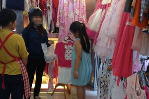 Quần áo trẻ em Việt Nam thoát thuế tự vệ của EU