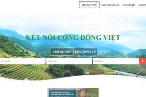 Lập mạng kết nối người Việt toàn thế giới