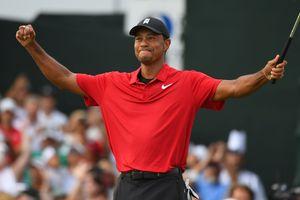Tiger Woods bỏ túi bao nhiêu sau khi trở về từ 'địa ngục'?