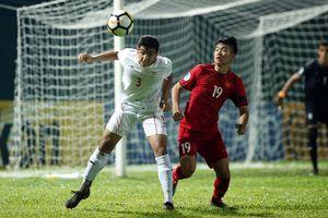 Vỡ trận trước Iran, U.16 Việt Nam sớm chia tay giải châu Á 2018