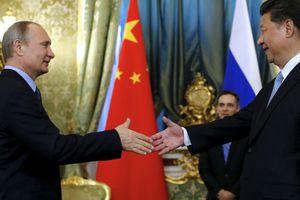 Tham vọng 200 tỉ USD mậu dịch Nga – Trung