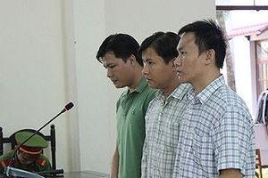 Gọi em trai đến giết người, nguyên trung úy Công an nhận 18 năm tù
