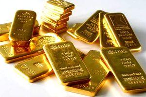 Giá vàng SJC tiếp tục giảm xuống mức thấp