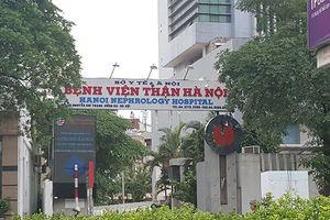 Ông Hà Huy Thắng là ai mà được bổ nhiệm khi không có chuyên môn về thận?