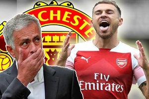 MU lấy miễn phí Ramsey, Mourinho lôi kéo Cahill