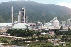 Quảng Bình: Xi măng sông Gianh xin nhập xỉ thải về sản xuất xi măng