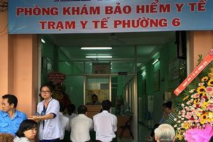 TP.HCM: Chuẩn bị mô hình trạm y tế đa chức năng