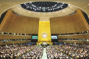 Liên hợp quốc vẫn là hy vọng lớn nhất của thế giới