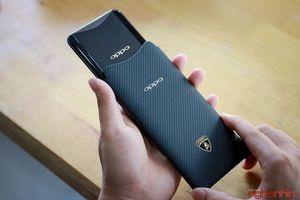 Oppo Find X có thêm phiên bản 10GB RAM?
