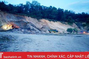'Xẻ thịt' đất trồng cây lâm nghiệp ở Hương Khê