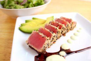 Món sushi dưa hấu có 'một không hai' ở Mỹ