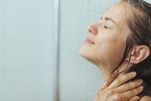 Những thói quen không tốt khi tắm cần thay đổi