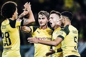 Dortmund 'phả hơi nóng' vào Bayern sau chiến thắng hủy diệt