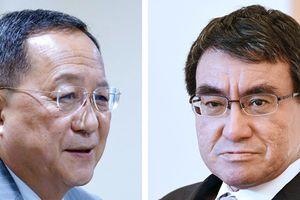 Ngoại trưởng Nhật Bản-Triều Tiên hội đàm tại trụ sở Liên hợp quốc
