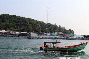 Khảo sát hạ tầng xây kho cảng khí thiên nhiên hóa lỏng tại đảo Nam Du