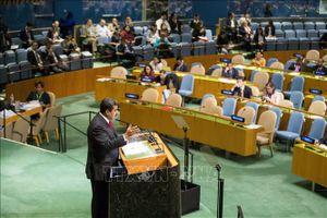 Tổng thống Venezuela muốn thu hẹp khác biệt với Mỹ