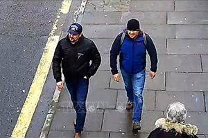 Báo chí Anh công khai danh tính nghi can vụ sát hại điệp viên hai mang Skripal