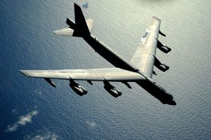 B-52 Mỹ hai lần bay trên Biển Đông trong chưa đầy một tuần