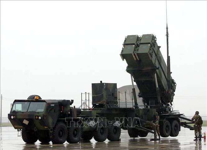 Mỹ rút bớt hệ thống tên lửa Patriot ra khỏi ba nước Trung Đông