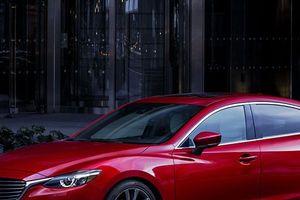 Mazda 6 bị triệu hồi hàng chục nghìn xe ở Mỹ vì lỗi điều khiển