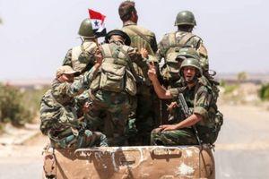 Quân đội Syria cắt đứt các tuyến tiếp tế, mặt trận IS sụp đổ hoàn toàn ở Toloul al-Safa