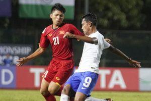 U16 Việt Nam quyết chiến với U16 Iran