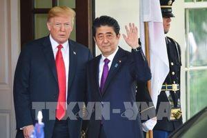 Mỹ, Nhật Bản nhất trí bắt đầu đàm phán thương mại song phương