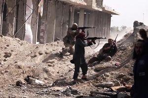 Chiến sự Syria: IS liên tục gặp thất bại trên chiến trường Deir Ezzor