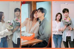 Im Soo Hyang gọi Cha Eun Woo là Oppa và tiết lộ lý do thành công của 'My ID is Gangnam Beauty'