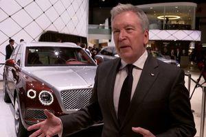 Bentley: CEO mới không mặn mà với xe thể thao, muốn học Porsche